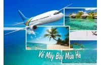 Cập nhật vé máy bay giá rẻ mùa hè của Vietnam Airline