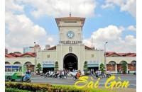 Đặt vé máy bay đi Sài Gòn giá rẻ nhất