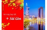 Cập nhật: Vé máy bay Tết Nguyên Đán đi Sài Gòn giá tốt nhất tại Sao Mai