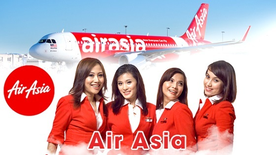 ve may bay air asia